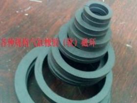 非标定做 设计订做橡胶磁环 气缸专用软磁环 厂家直销