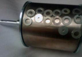自动冲床拣料磁性滚筒 订做永磁磁滚 机械专用