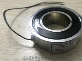 东莞产家直销电磁铁 非标定做圆盘式电磁铁 通电断磁失电型