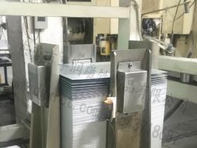 定做自动化钣料分层器 铁板分料器 机器人专用磁铁分离器