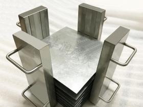 定做铁板强力分层器矽钢片垛料分张设备403不锈铁快速分离