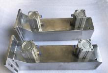 厂家来图定做气动磁性分离器 带气缸磁力分张器 可控磁力