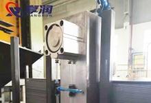 东莞强力磁铁分层器 带气缸分张器 气动磁性分离器支持来图